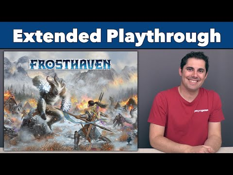 Frosthaven Extended Playthrough