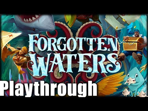 Live Forgotten Waters Playthrough With Crystal Part 2