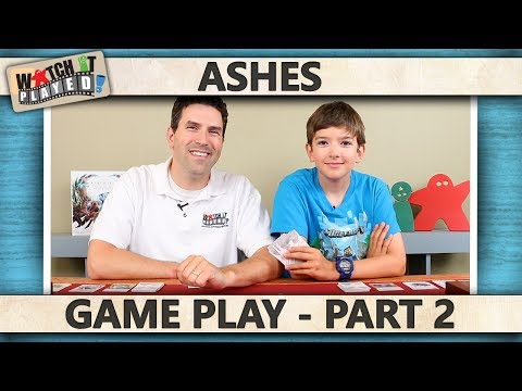 Ashes - Game Play 2
