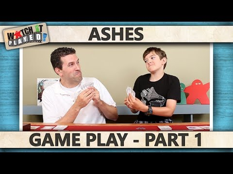 Ashes - Game Play 1