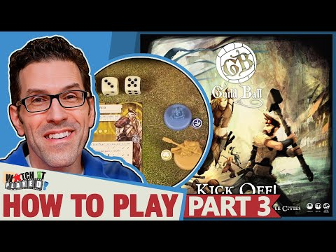 Guild Ball - How To Play (Part 3) - Attacking