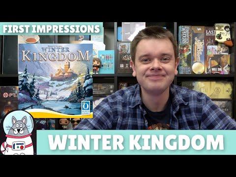 Winter Kingdom | First Impressions | slickerdrips