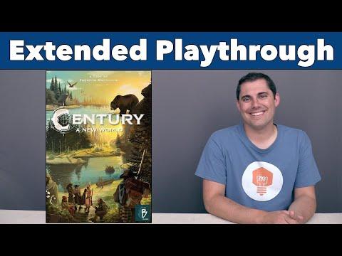 Century: A New World Extended Playthrough - JonGetsGames