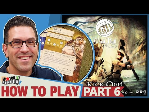 Guild Ball - How To Play (Part 6) - Plays & Traits