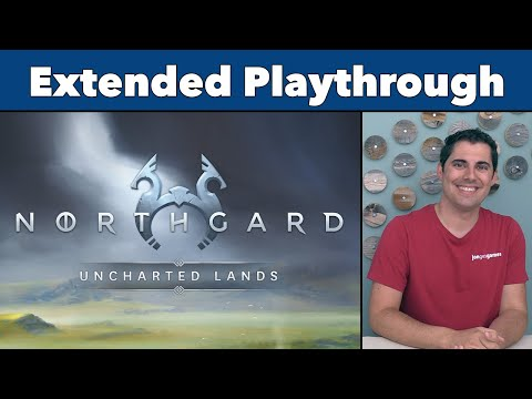 Northgard: Uncharted Lands Extended Playthrough