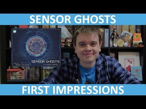 Sensor Ghosts | First Impressions | slickerdrips