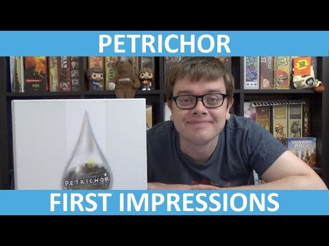 Petrichor - First Impressions - slickerdrips