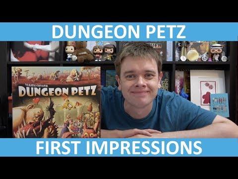 Dungeon Petz   First Impressions   slickerdrips