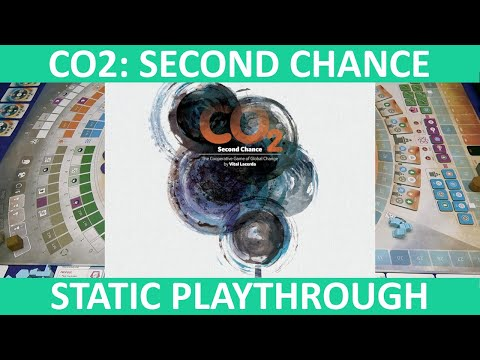 CO2: Second Chance   Solo Playthrough (Static Camera)   slickerdrips