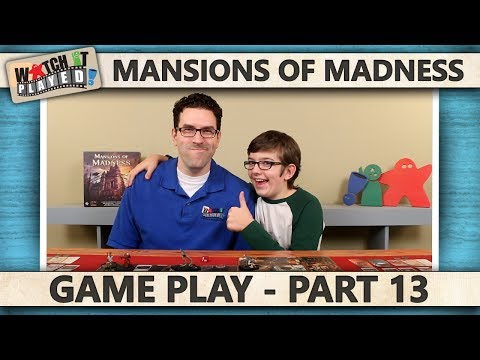 Mansions Of Madness - Game Play 13