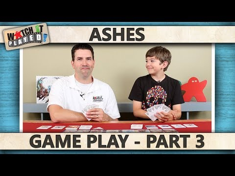 Ashes - Game Play 3