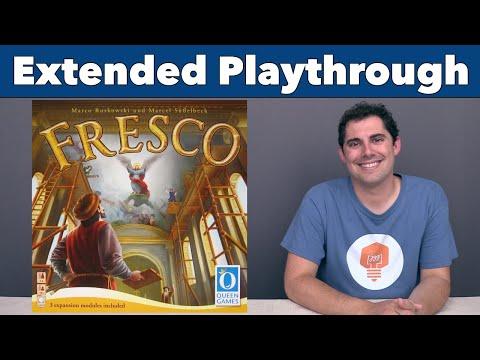 Fresco Extended Playthrough - JonGetsGames