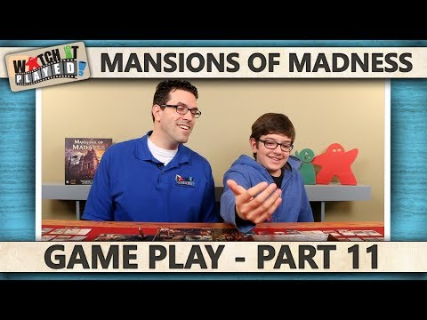 Mansions Of Madness - Game Play 11