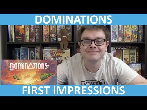 Dominations: Road to Civilization - First Impressions - slickerdrips