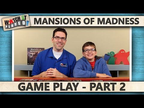 Mansions Of Madness - Game Play 2