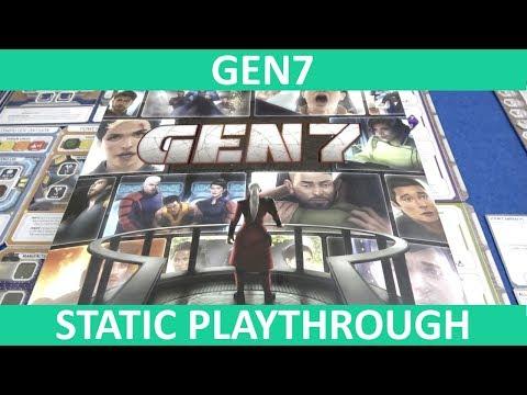 Gen7 - Playthrough (Static Camera) - slickerdrips