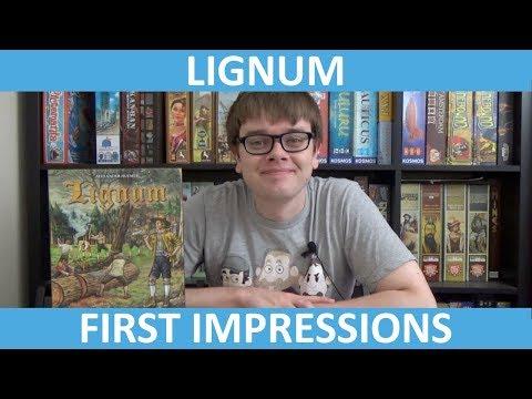 Lignum - First Impressions