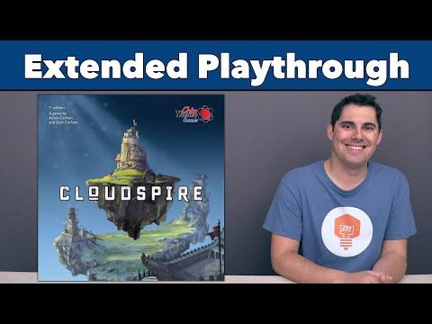Cloudspire Extended Playthrough - JonGetsGames