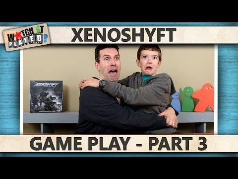 Xenoshyft - Game Play 3