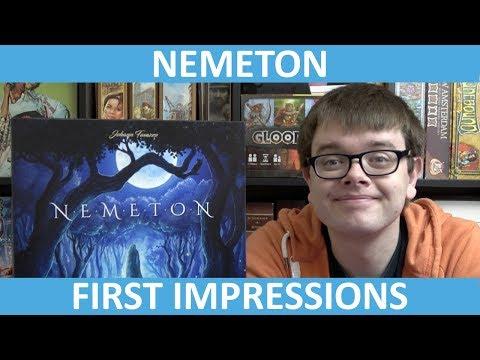 Nemeton - First Impressions - slickerdrips