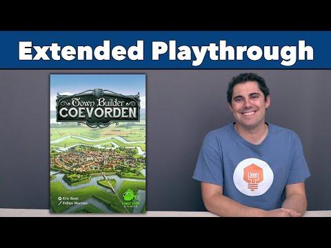 Town Builder Coevorden Extended Playthrough - JonGetsGames