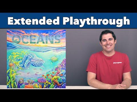 Oceans Extended Playthrough