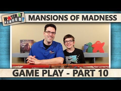 Mansions Of Madness - Game Play 10