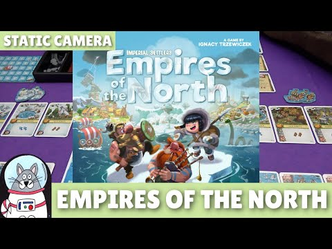Empires of the North | Playthrough (Static Camera) | slickerdrips