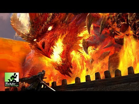 Dragonfire Extended Gameplay