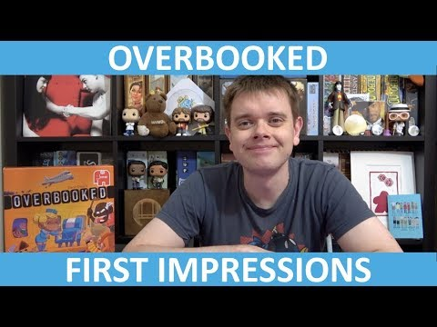 Overbooked | First Impressions | slickerdrips