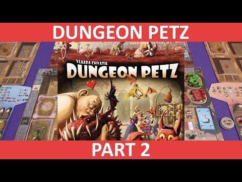 Dungeon Petz   Playthrough [Part 2]   slickerdrips