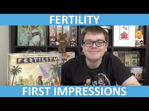 Fertility - First Impressions - slickerdrips