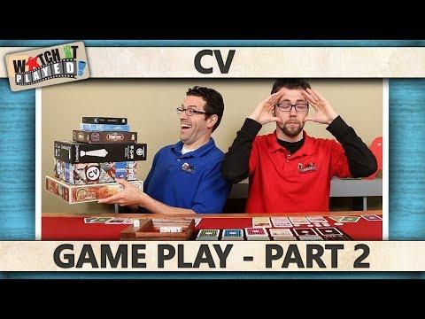 CV - Game Play 2