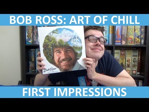 Bob Ross: Art of Chill - First Impressions