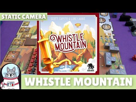 Whistle Mountain   Playthrough (Static Camera)   slickerdrips