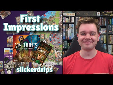 Viscounts of the West Kingdom - First Impressions