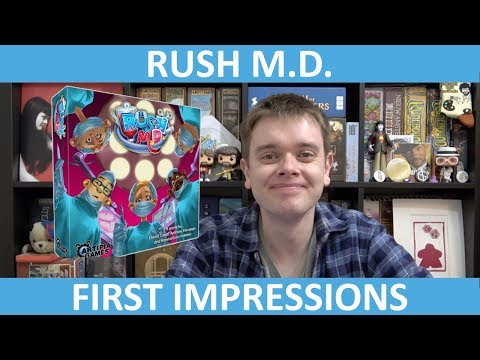 Rush M.D.   First Impressions   slickerdrips