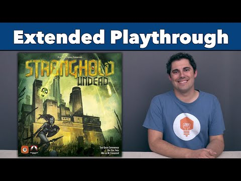 Stronghold: Undead Extended Playthrough - JonGetsGames