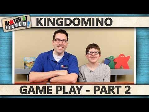 Kingdomino - Game Play 2