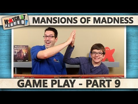 Mansions Of Madness - Game Play 9