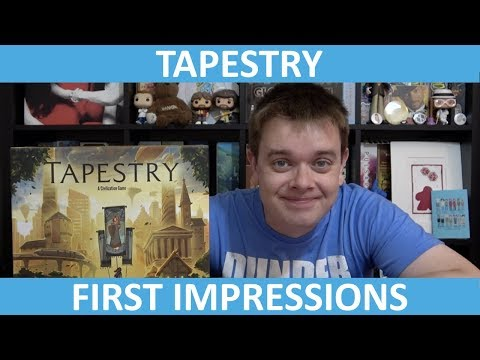 Tapestry | First Impressions | slickerdrips