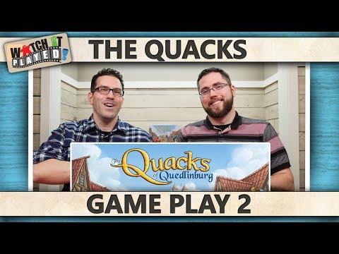 The Quacks of Quedlinburg - Game Play 2 (conclusion)