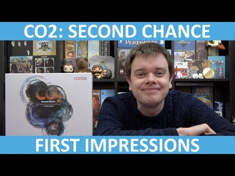 CO2: Second Chance   First Impressions   slickerdrips