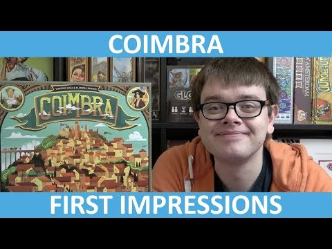 Coimbra - First Impressions - slickerdrips