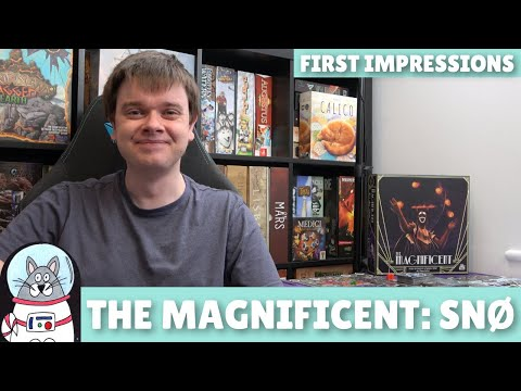 The Magnificent: SNØ - First Impressions