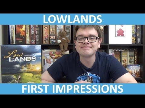 Lowlands - First Impressions - slickerdrips