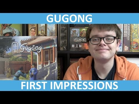Gugong - First Impressions - slickerdrips