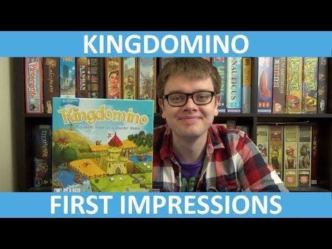 Kingdomino - First Impressions