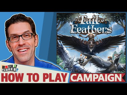 Tail Feathers - Campaign Rules and More
