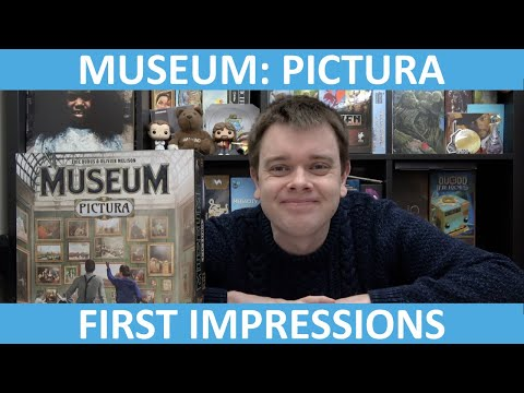 Museum: Pictura | First Impressions | slickerdrips